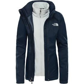 The North Face Evolve II Triclimate Jas Dames, urban navy/tin grey